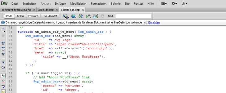 PHP, HTML, CSS und Javascript: Alles zur eigenen Website!
