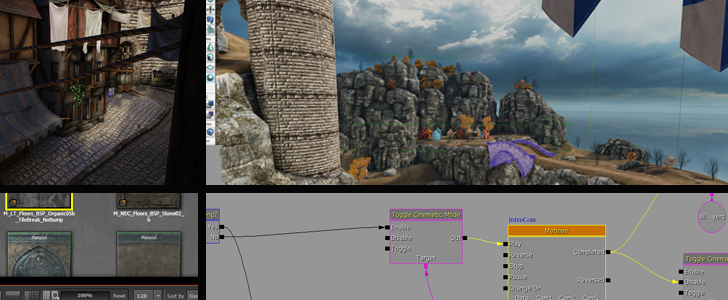 Erstelle dein eigenes Game mit dem Unreal Development Kit!